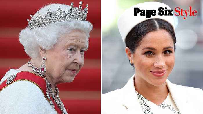 Can Meghan Markle wear the royal jewels?