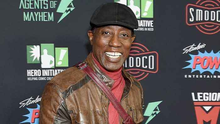Wesley Snipes Joins Indie Action Thriller 'Payline' As Star and Exec Producer | THR News