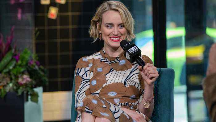 None Of Taylor Schilling's Clothes Quite Fit In The Film, 'Family,'
