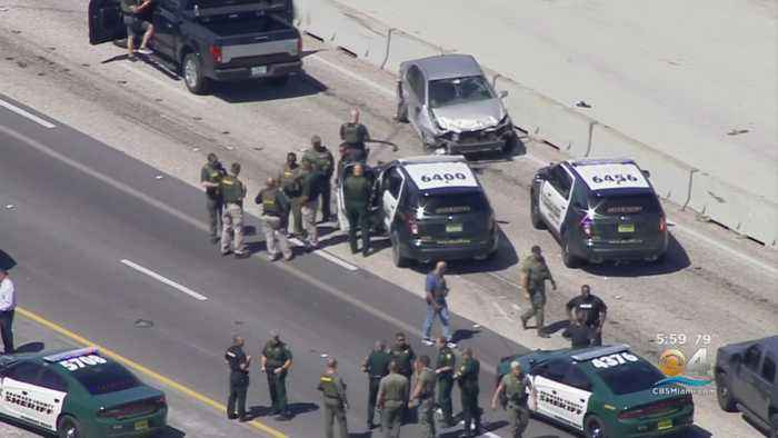 One Person In Custody After High Speed Police Pursuit On I-95
