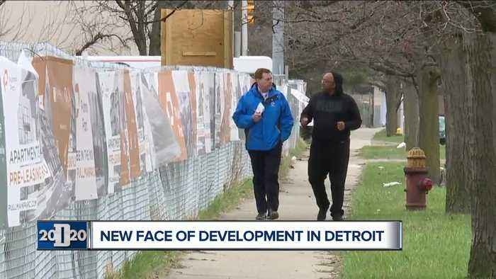 How Cliff Brown and his company are working to redevelop Detroit