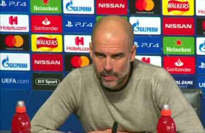 'We need you! - Guardiola calls on Man City fans to help side beat Spurs