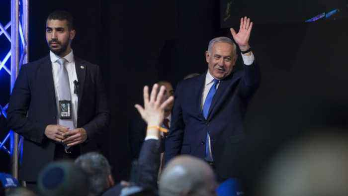 Majority of Israeli Knesset Voice Support for PM Netanyahu