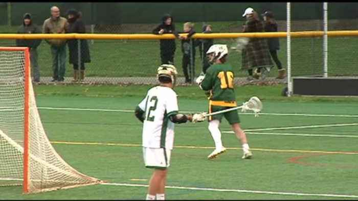 Emmaus vs. ACCHS Boys Lacrosse Highlights