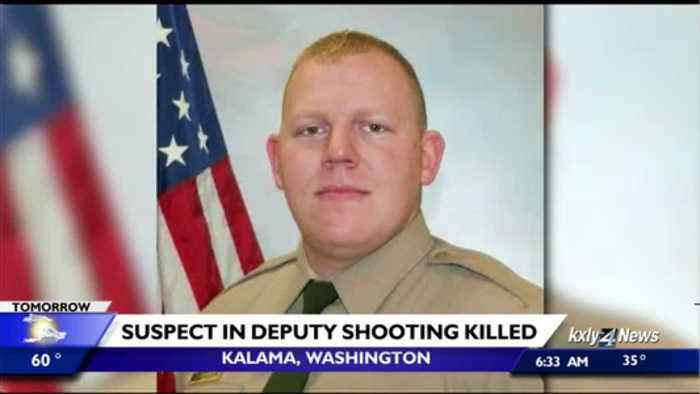 Man suspected of killing Cowlitz County deputy identified, another man arrested