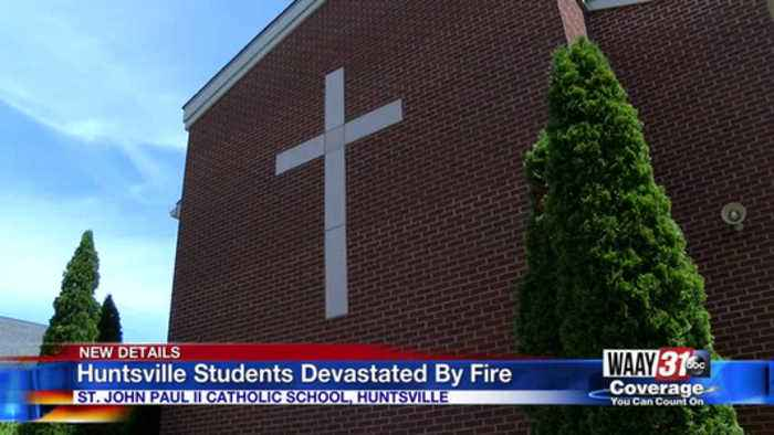 Local Catholic Students React to Notre Dame Fire