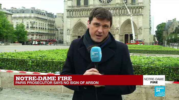 Notre-Dame Cathedral fire: France 24's Special edition, the day after