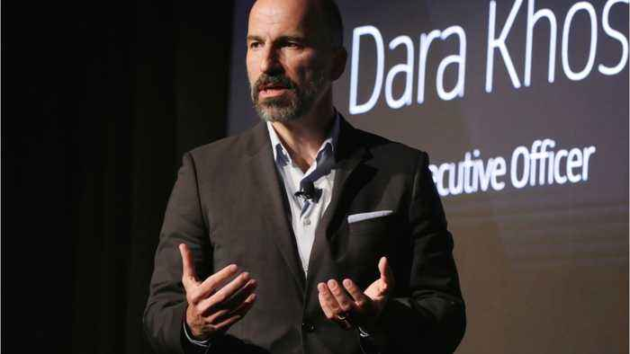 Uber CEO Has Huge Potential Payout If He Can Convince Wall Street Uber Is Worth $120 Billion