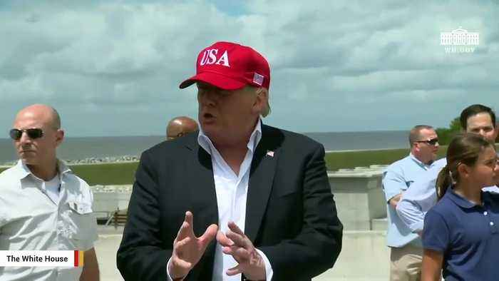 Trump Wants Democrats To Return 'From Their Vacations' And Change Immigration Laws