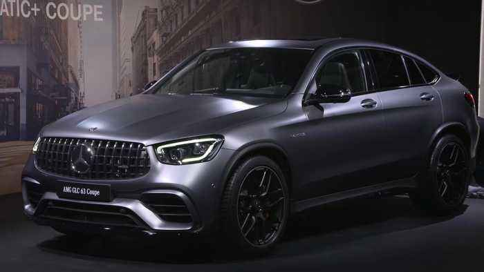 Mercedes-Benz Cars at the 2019 New York International Auto Show - Pre-Evening