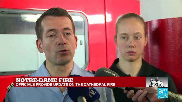 Notre-Dame fire: Officials deny rumor about arsonist in the Cathedral