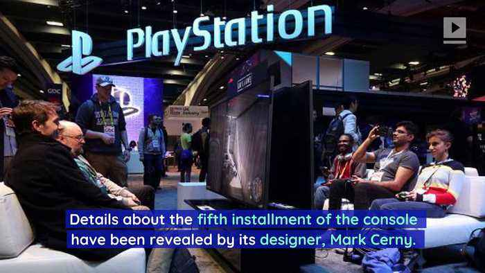 Sony Reveals Plans for the Playstation 5