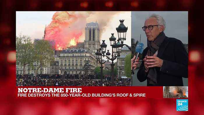 Notre-Dame fire: how to rebuild this fantastic work of light and lightness?