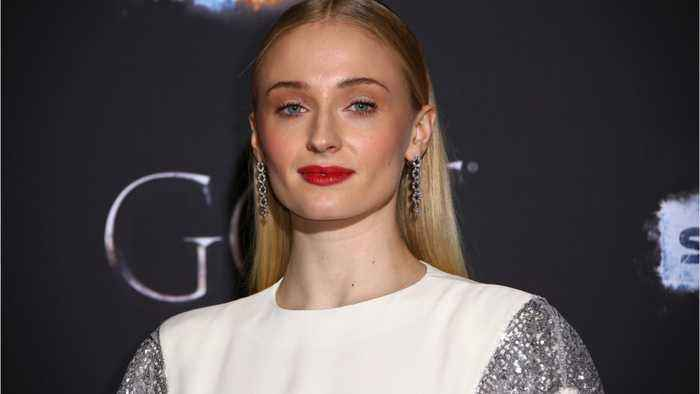 Sophie Turner Opens Up About Depression And Social Media Scrutiny