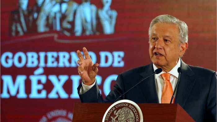 Mexico Breaks Promise To Treat Central American Migrants Humanely