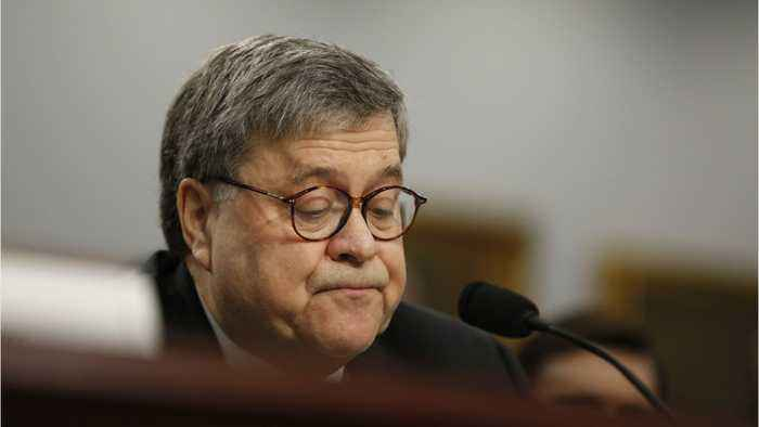 A Federal Judge Accused AG William Barr Of Sowing Public Distrust