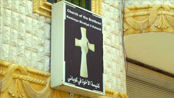 Christianity grows in Syrian town once besieged by Islamic State