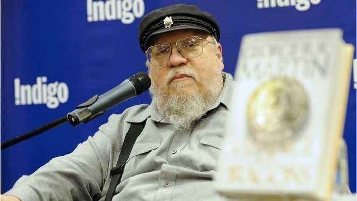 George R.R. Martin Won't Say When 6th Book Is Coming