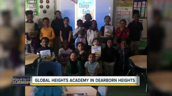 Kevin's Classroom: Global Heights Academy in Dearborn Heights