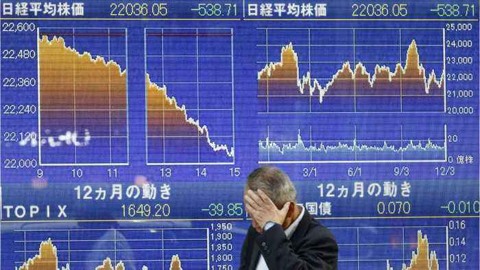 Asian Stocks Up, Euro Stocks Down
