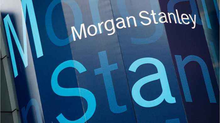 Morgan Stanley Set For Earnings News