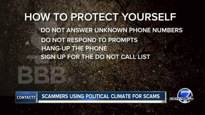 Scam alert: BBB warns of robocall scam that targets political opinions