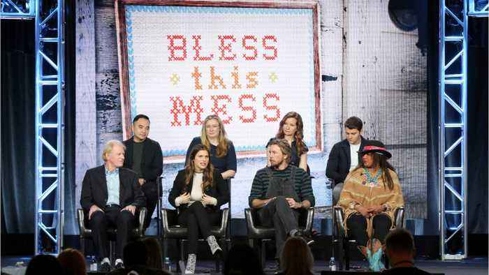 ABC Does Big Promo Push For 'Bless This Mess'