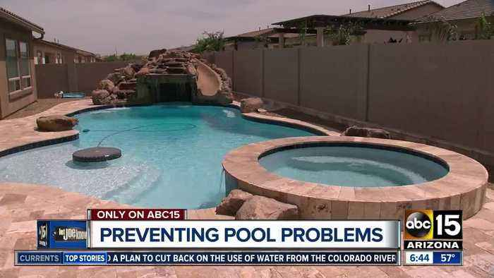 Let Joe Know: Preventing pool problems