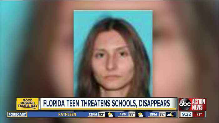Armed Florida woman 'infatuated' with the Columbine school shooting