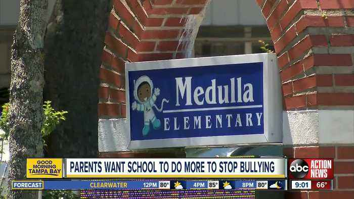 Parents: Bullying rampant at a Polk Co. elementary school