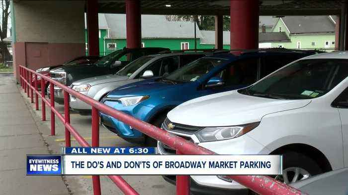 Broadway Market parking Do's and Don'ts