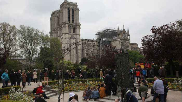 France Opens The Question: Should Notre-Dame Be Rebuilt As It Was?