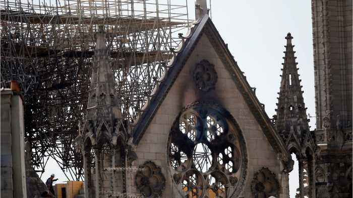 Disney Donates $5 Million To Rebuild Notre-Dame