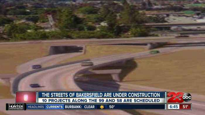 Fixing the streets of Bakersfield