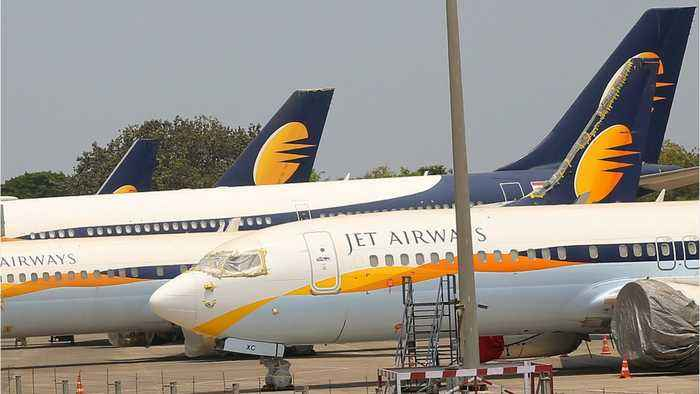 India's Second-largest Airline Runs Out Of Money