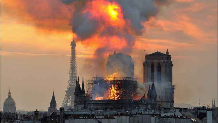 Nearly 900 Million Euros Donated So Far To Rebuild Notre-Dame Cathedral