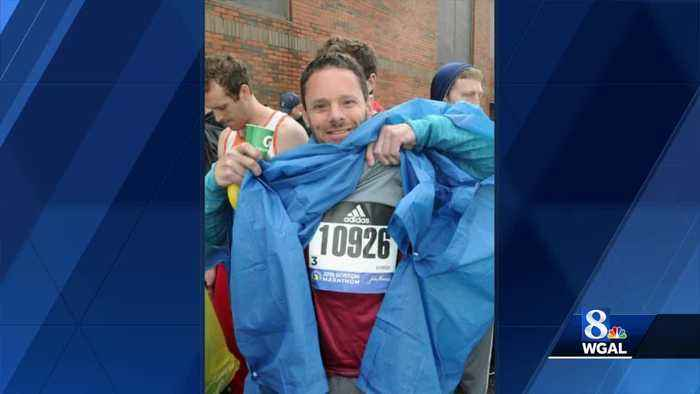 York man battles back from injury to run Boston Marathon