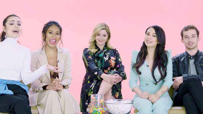 'Pretty Little Liars: The Perfectionists' Cast Plays I Dare You