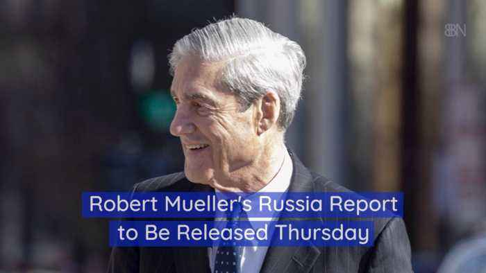 The Full Mueller-Russia Report Will Be Presented This Week