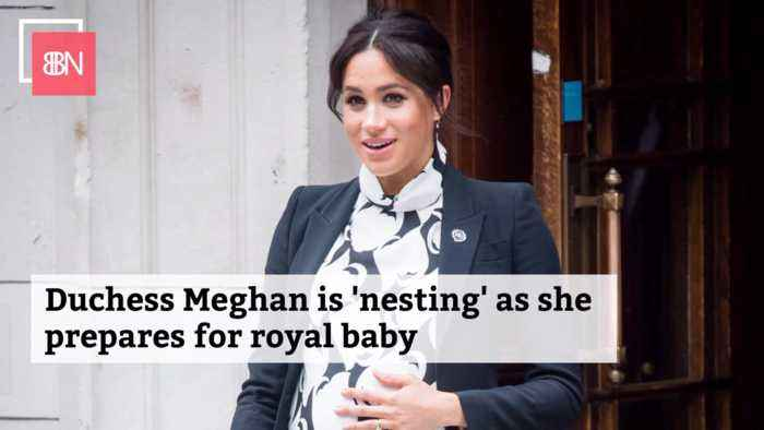 The Royal Baby Could Come At Any Time