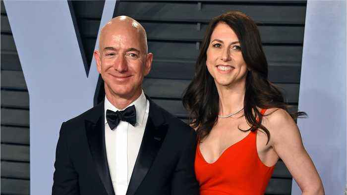 Jeff Bezos And Wife MacKenzie Officially File for Divorce