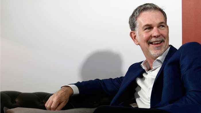 Reed Hastings Dispels Ideas Of Future Mergers Or Acquisitions With Netflix