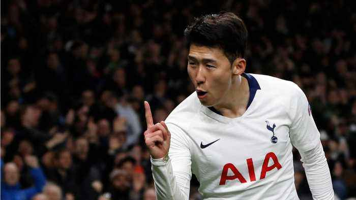 Son Heung-Min Becomes Most Popular Athlete In Asia