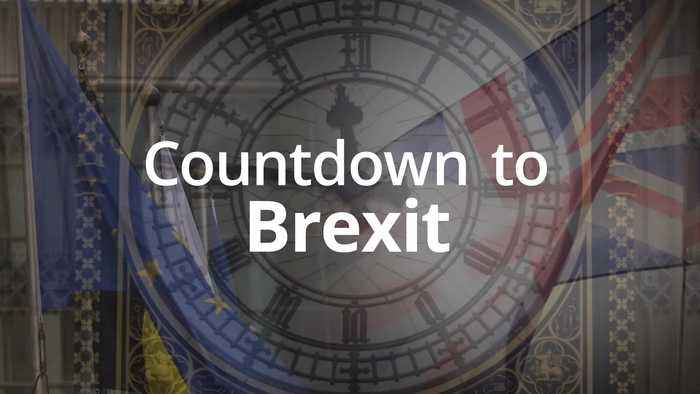 Countdown to Brexit: 197 days until Britain leaves the EU