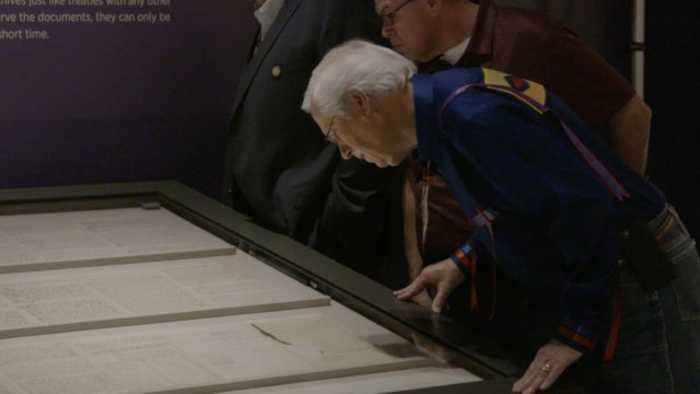 Treaty That Sparked the Trail of Tears Unveiled