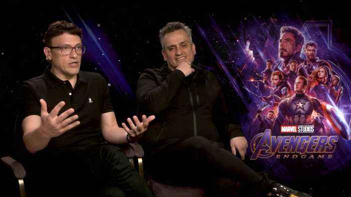 'Avengers: Endgame': Exclusive Interview With Anthony Russo & Joe Russo