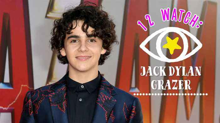 Jack Dylan Grazer has a DC movie, an MTV award & a weed scandal at just 15