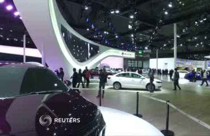 Automakers see positives despite Chinese downturn