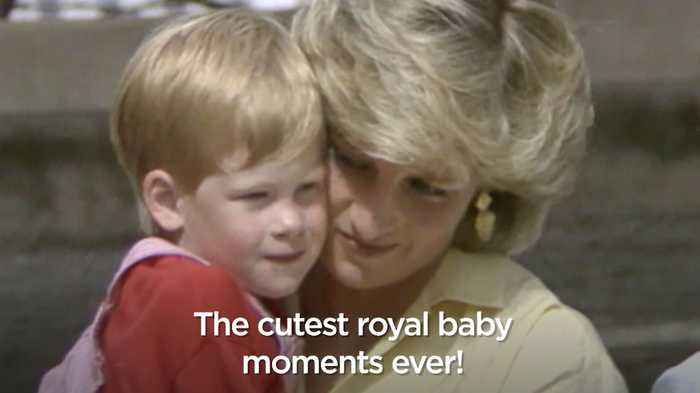 The cutest royal baby moments ever