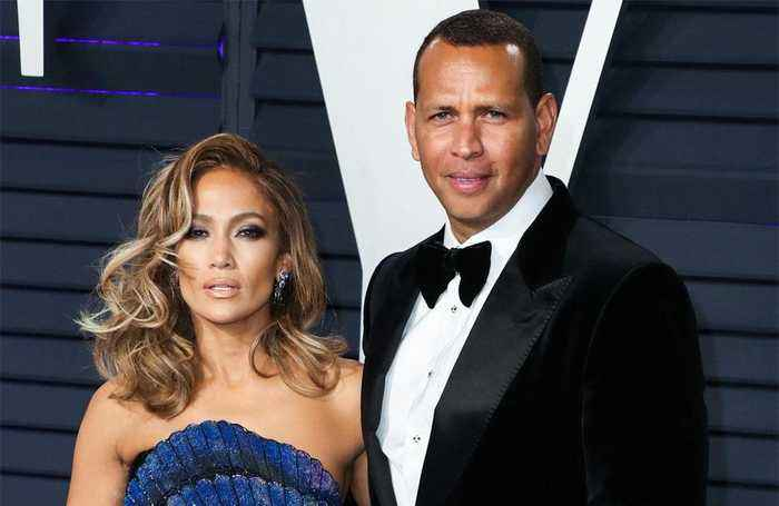 Alex Rodriguez's proposal took six months to plan